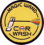 Magic Wand Logo